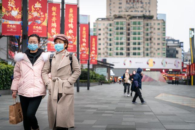 סין, ינואר 2020. הנגיף שיצא מווהאן הפך למגיפה עולמית