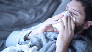 שפעת ( אילוסטרציה)