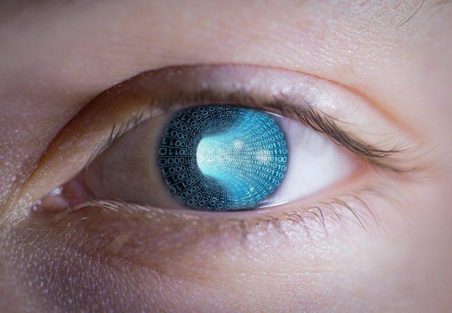 טיפול חדשני לעיוורים. אילוסטרציה