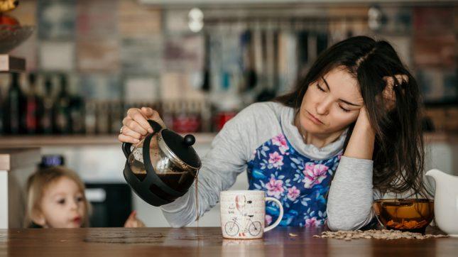 חוסר שינה, עייפות, אילוסטרציה