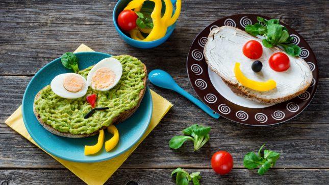 ירקות, תזונה בריאה. אילוסטרציה